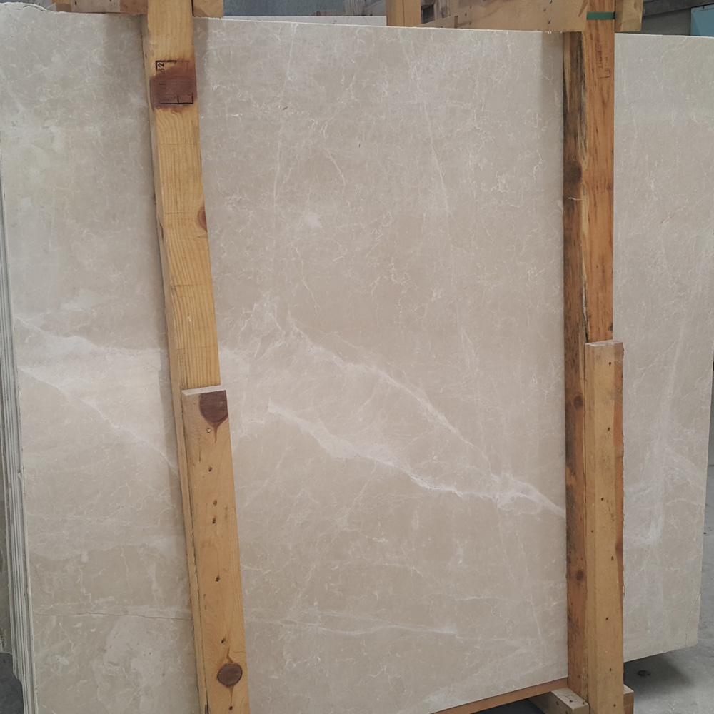 Deva Cream Beige Marble