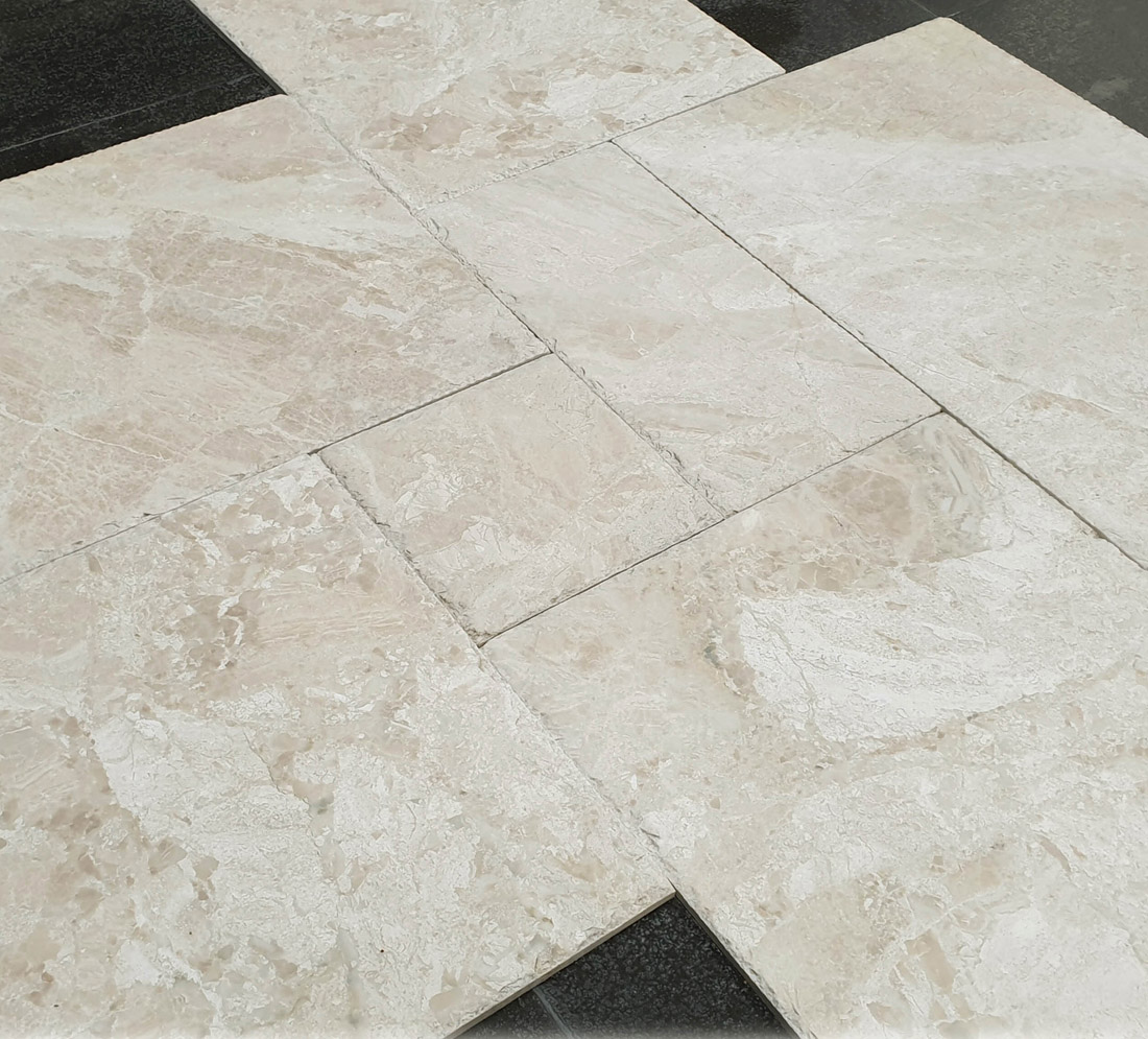 Diana Royal Marble French Pattern Tile