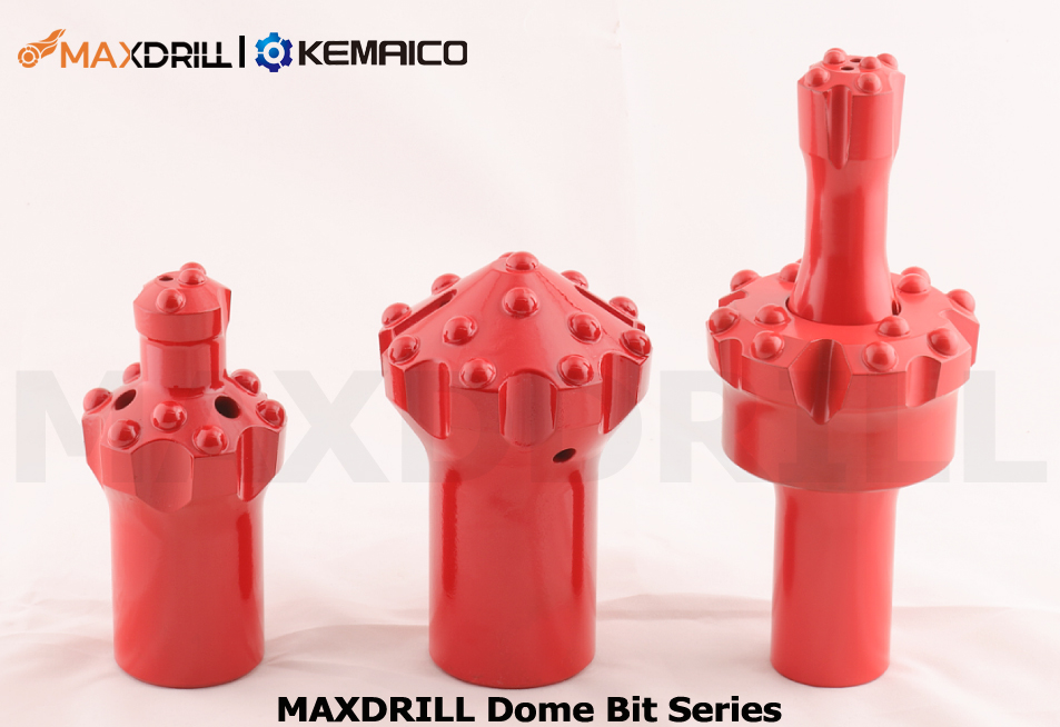 Maxdrill R32 102mm Reaming Bit