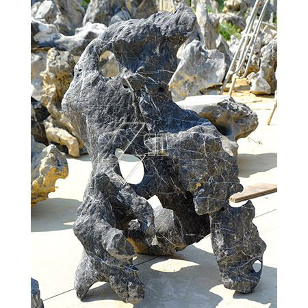 Reasonable Price Black Landcaping Stones