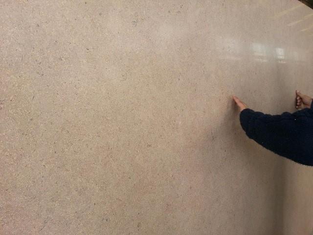 Sinai Pearl Polished Beige Marble Slabs