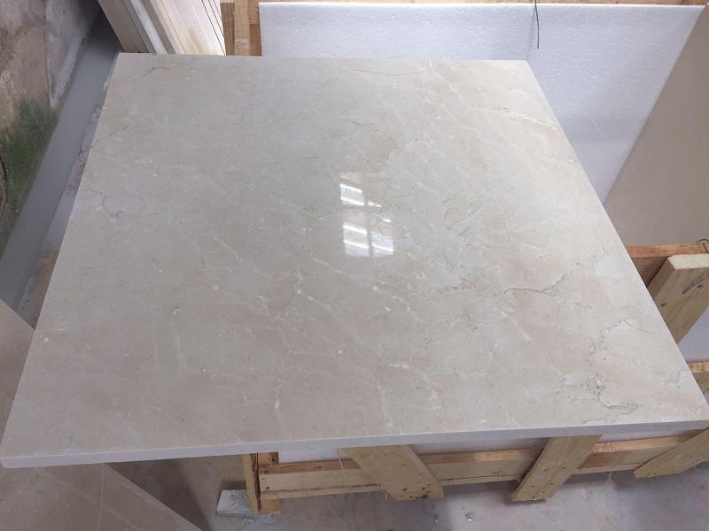 Crema Marfil Tiles 60x60
