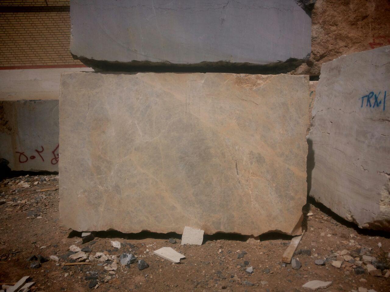 Emperado marble block
