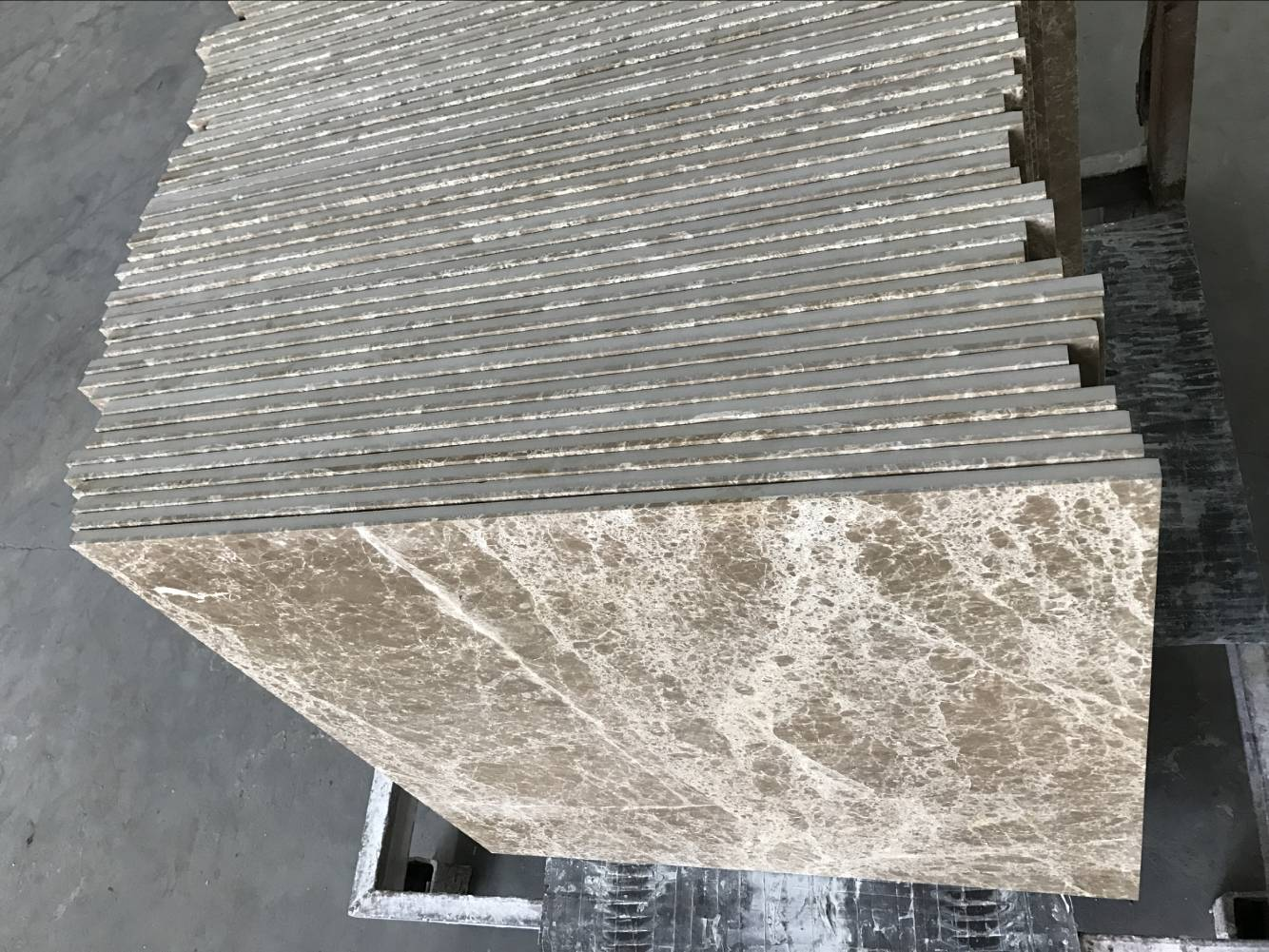Emperador Light Marble Porcelain Tile