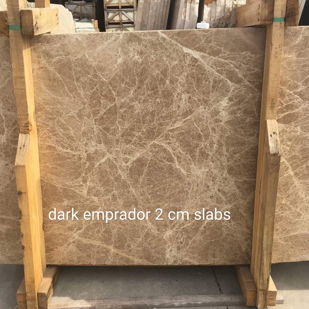 Brown Emprador Marble Slabs
