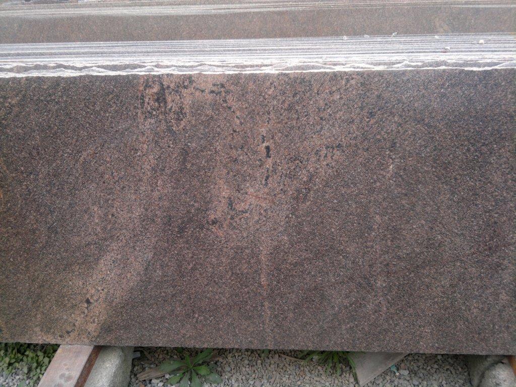 English Teak Granite
