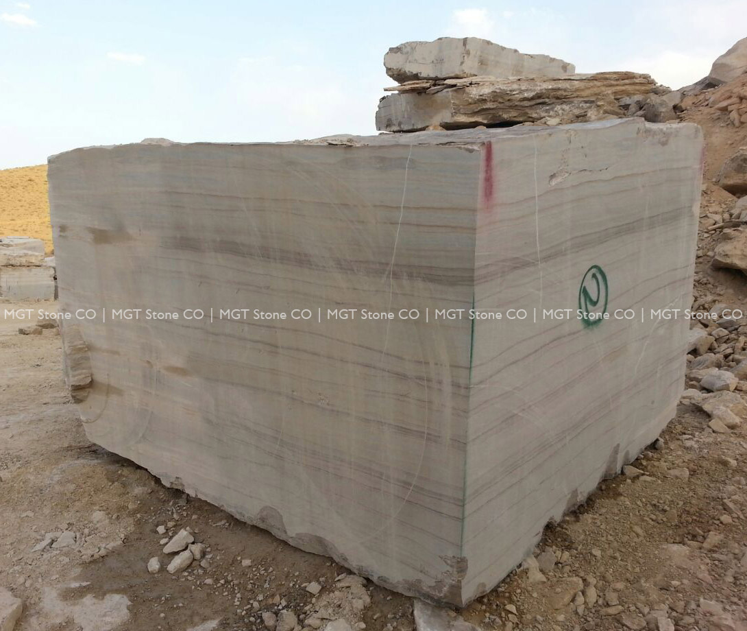 Eramosa Wood Marble Block