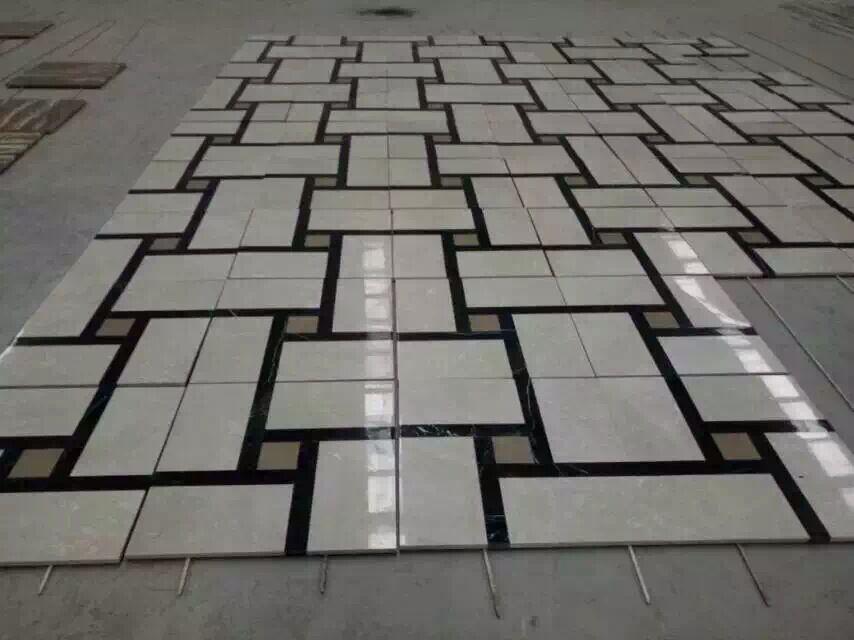 flooring inlay
