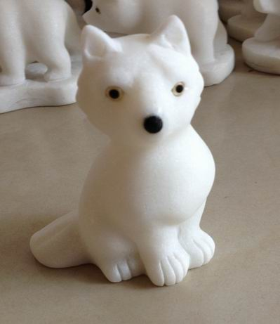 white marble stone crafts stone animals animal sculptures