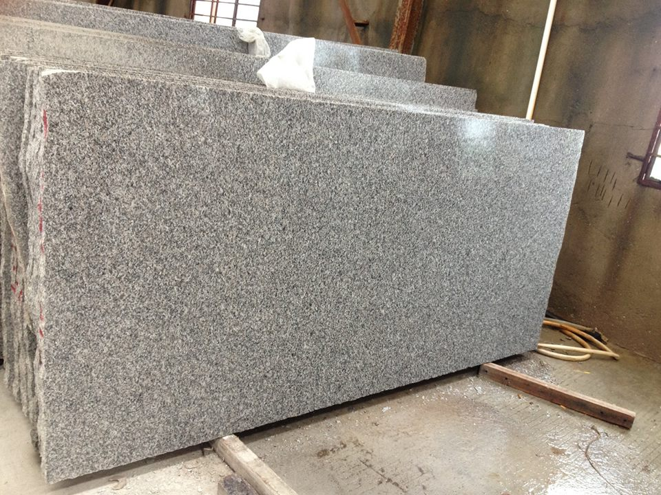 g623 bianco sardo granite countertop slab