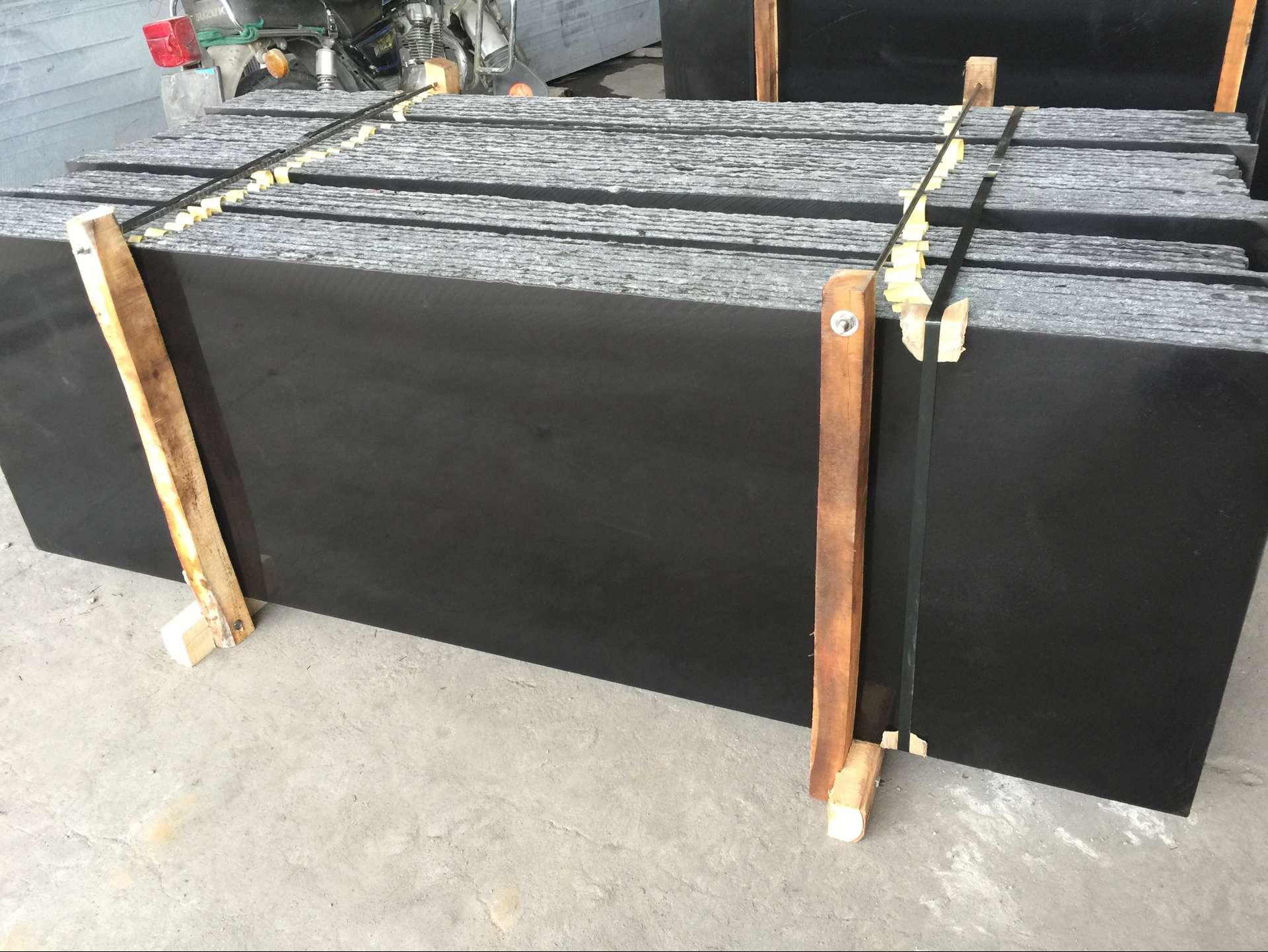 G654 granite slabs