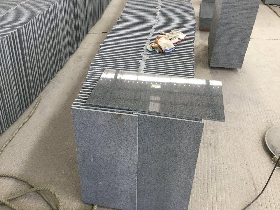 1cm polished g654 granite tiles