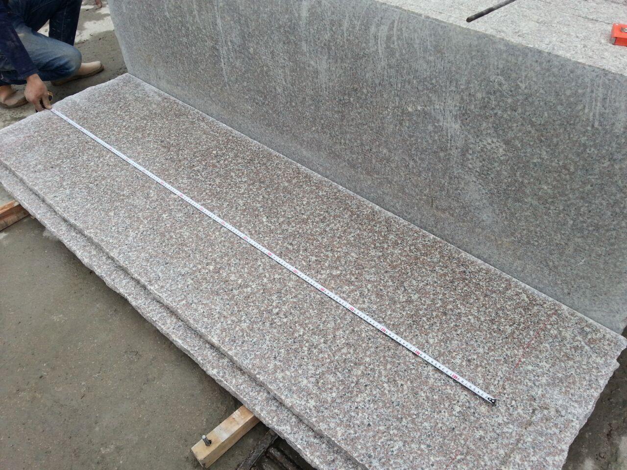 Small slab g664 granite