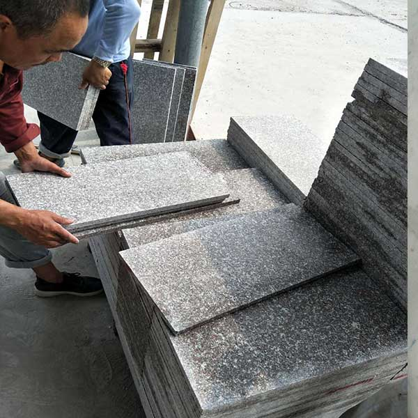 G664 Granite Flamed