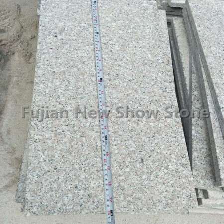 G664 flamed granite tiles