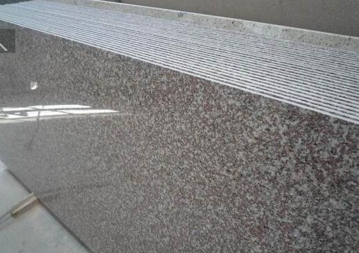 G664 Pink Granite small polished slab
