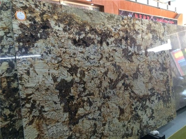 Gazon golden granite