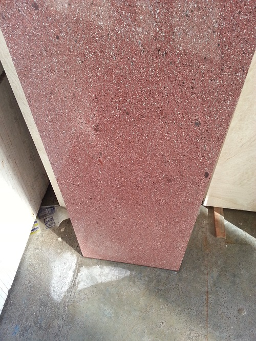 yazd red granitetie