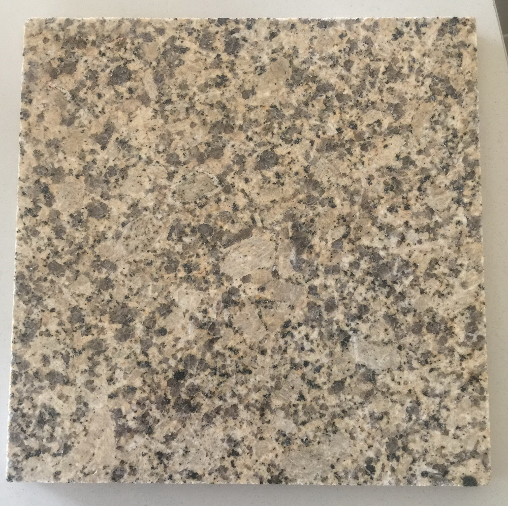 Giallo yellow granite