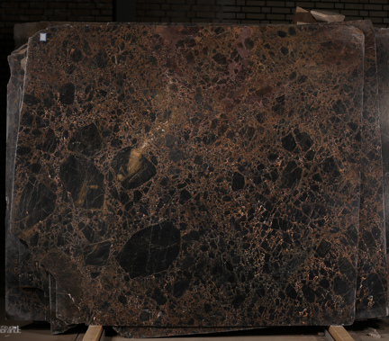 Golden Martial Marble Slab