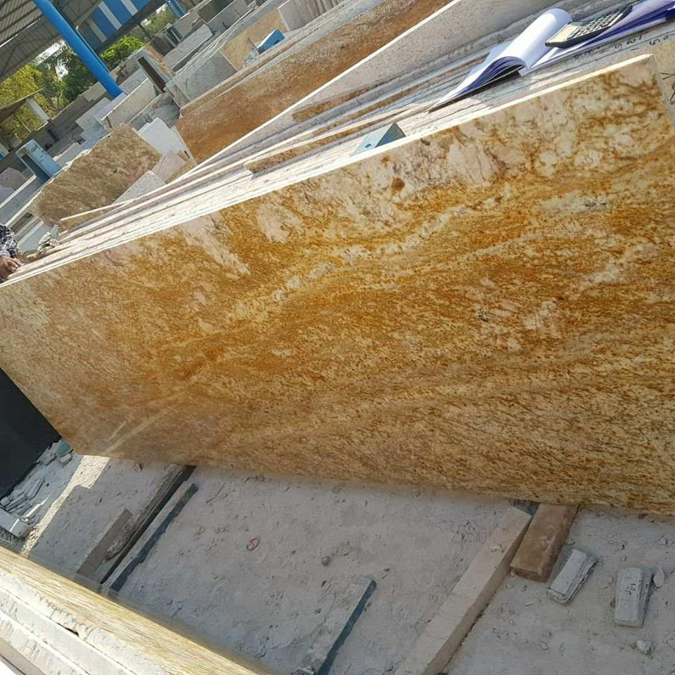Golden Beach -4s Light Granite