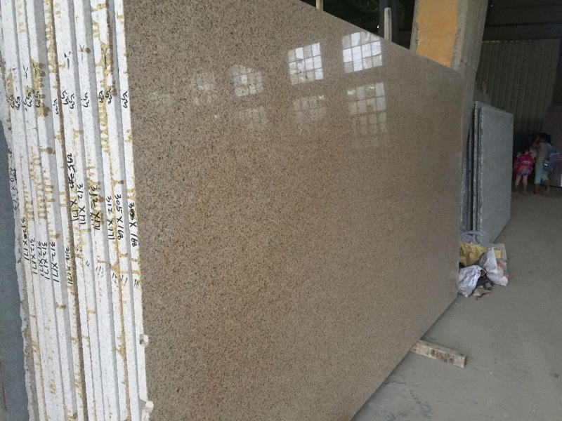 G682 Granite Slabs Golden Beach Granite Slabs