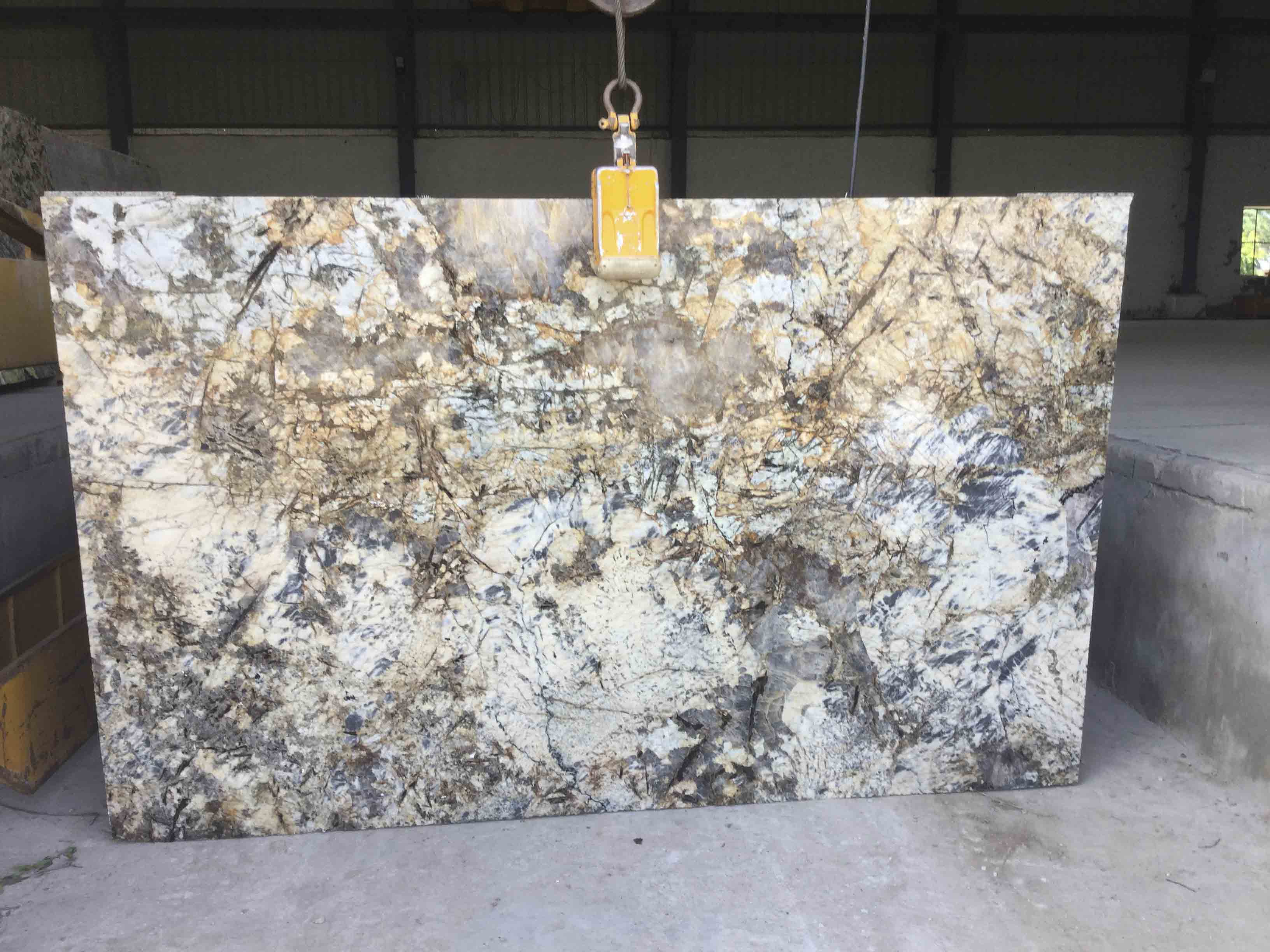 Golden Eagle Granite