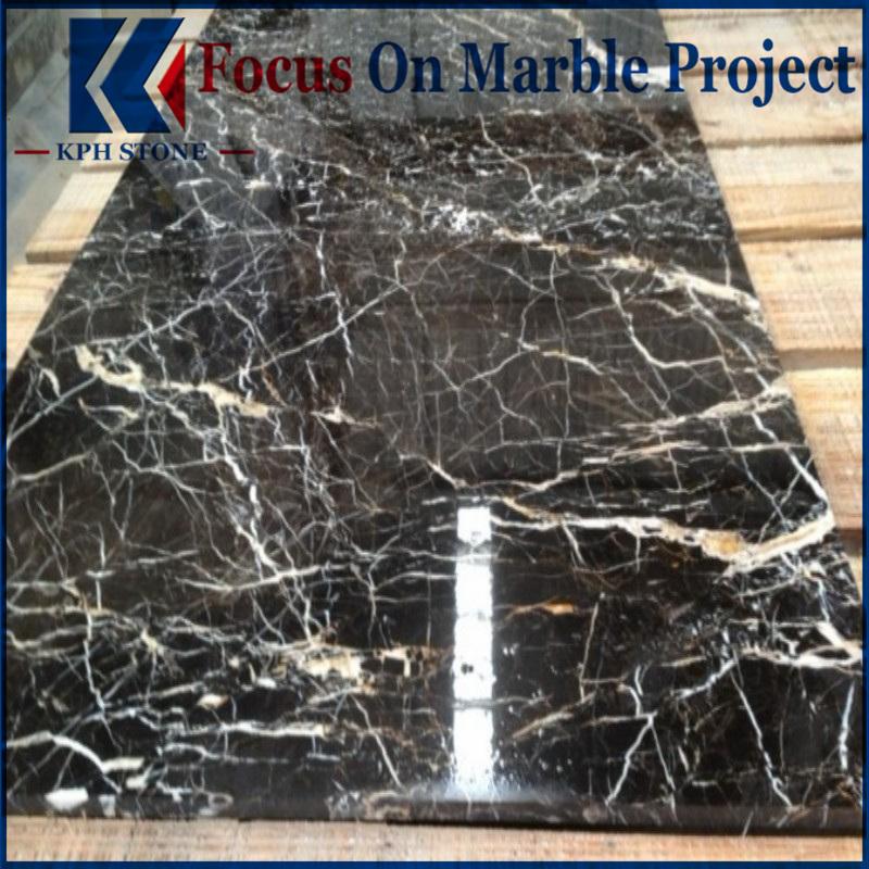 Golden emperador marble floor tiles