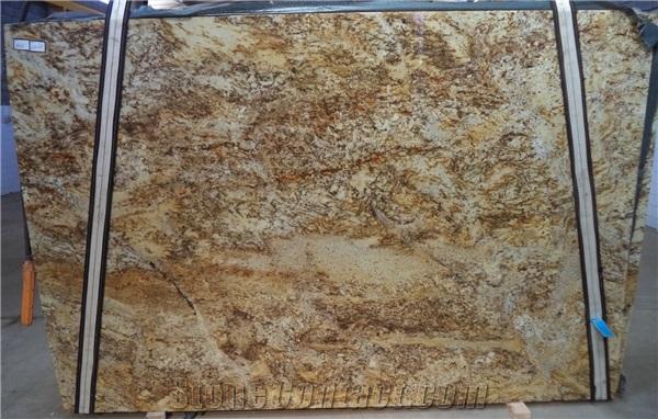 Golden Fantasy granite