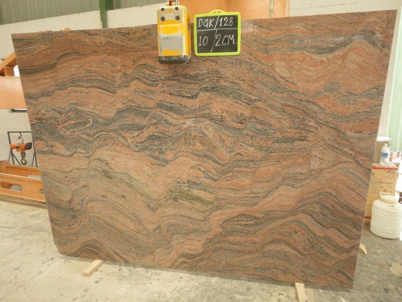 Golden Juprana Granite