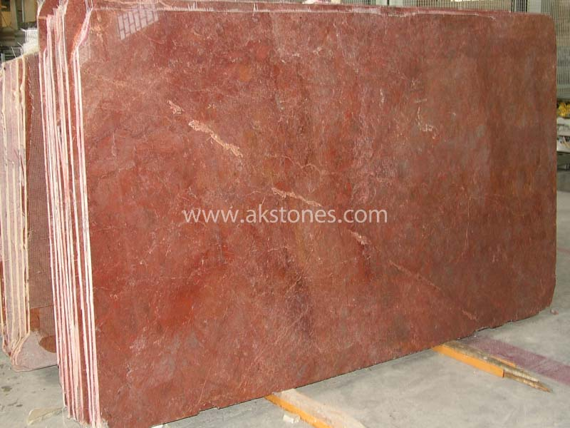 Rose Red Marble