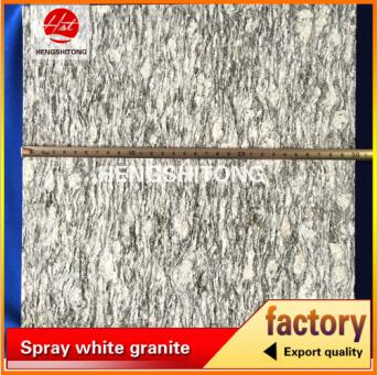 Flamed granite floor tiles 60x60 grey granite