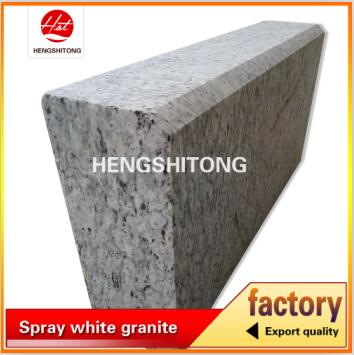 G4418 granite kerbstone  sea wave granite curbstone