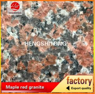 Polished granite cut to size granite for flooring and cladding