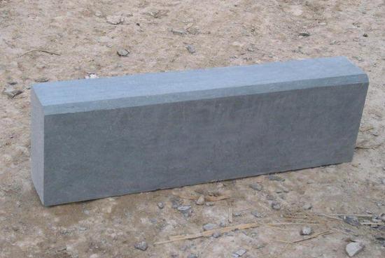 blue stone kerb