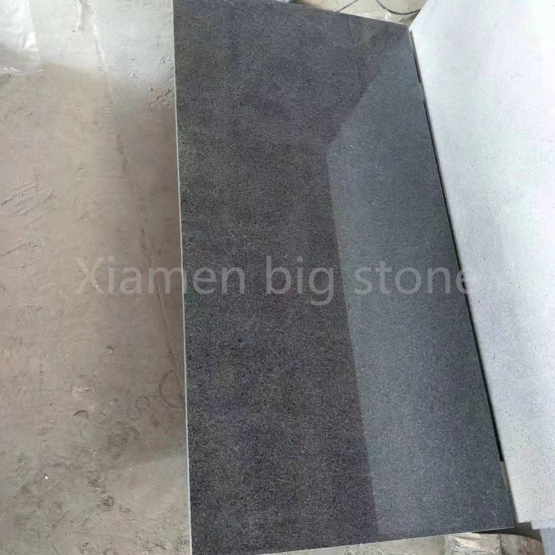 Granito Grey G654 Polished Tile