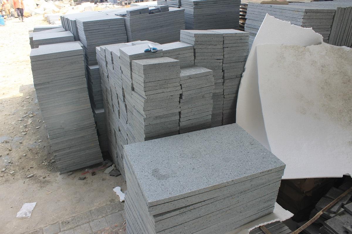 Grade a Green Sukabumi Stone Green Quartz Stone
