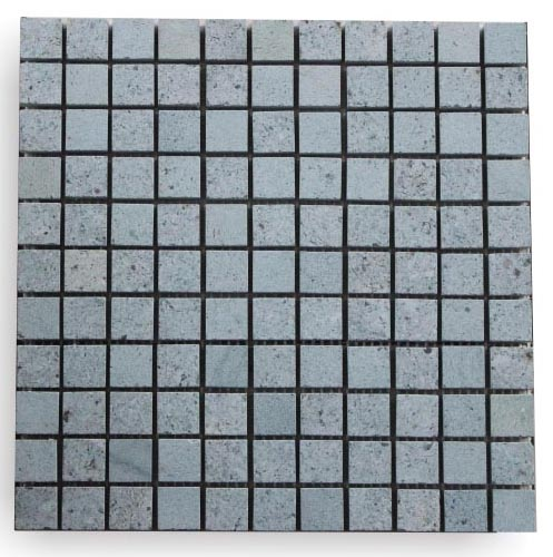 Green Sukabumi Stone Mosaic Pool Coping Stone