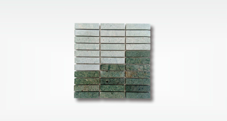 Bali Green Sukabumi Stone Mosaic