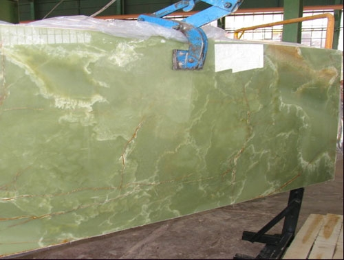 Iran Green Marble from Kerman
