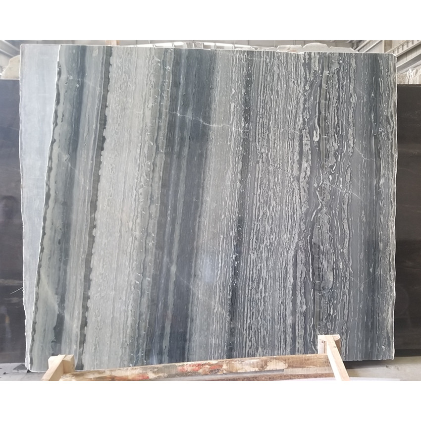 Green Wood Vein Marble New Material New New
