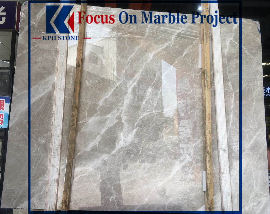 Tundra Gray Marble Natural Stone
