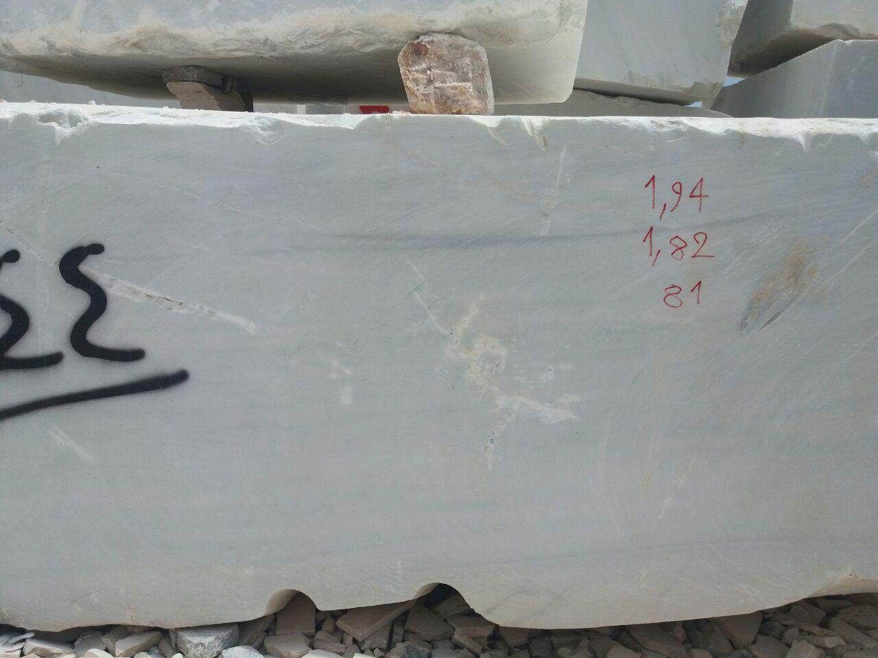 Harrat crystal marble block