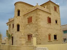 building facade beige limestone best quality