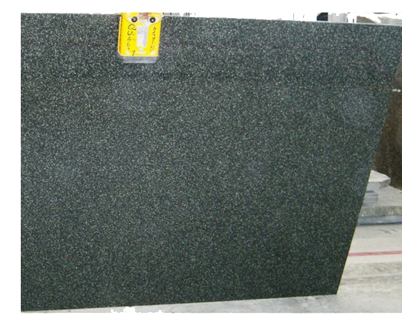 Hassan Green Polished Granite Slabs
