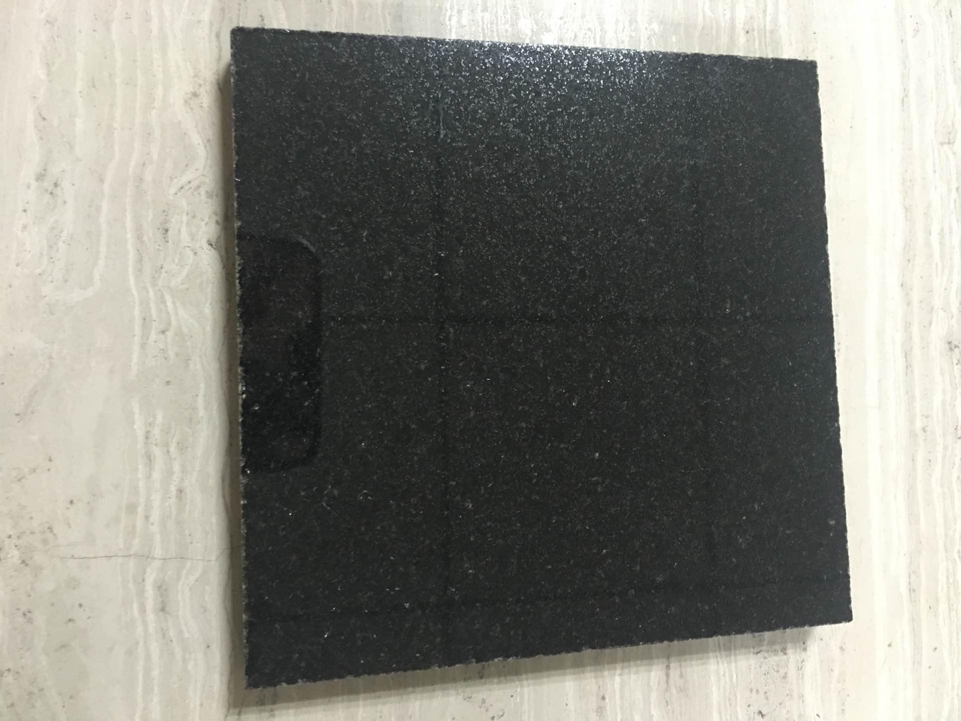 Heibei black granite