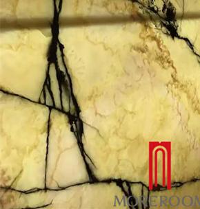 Translucent honey onyx marble stone  slabs price