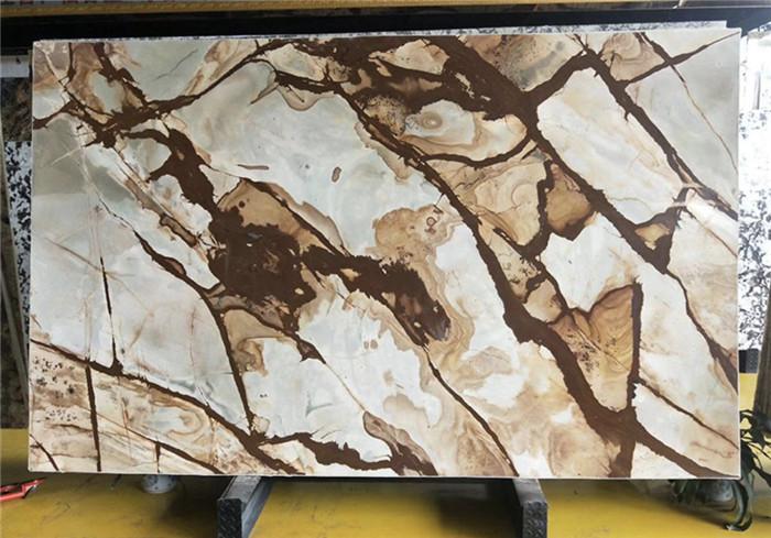 Custom Golden Quartzite For Walling