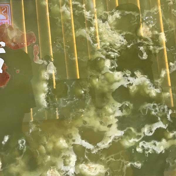Ice Green Onyx Slab