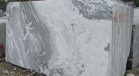 ICE TUNDRA Migmatite Granet Amphibolite